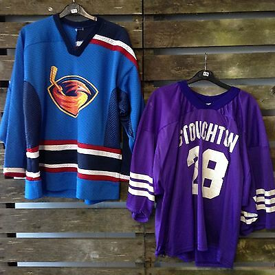 VINTAGE CLOTHING WHOLESALE JOBLOT sports jerseys x 50