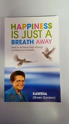 Happiness Is Just A Breath Away -Kawena  Gwen Gordon-9781921630309