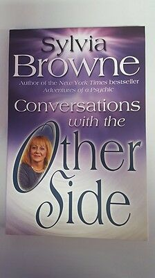 CONVERSATIONS WITH THE OTHER SIDE-9781561707188-Sylvia Browne