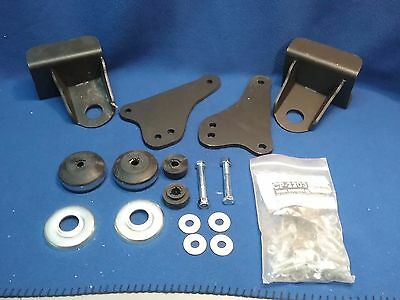 Chassis Engineering Motor Mount Kit for 1935-1940 Ford, Weld On - CP-2203