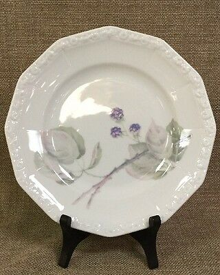 """Classic Rose Collection 12 8"""" Plates Rosenthal Group Germany"""