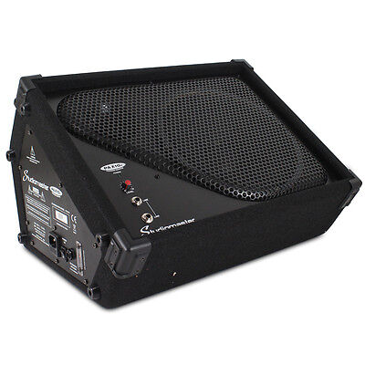 Studiomaster PAX10+ 10 Inch Active PA Stage Monitor 120W