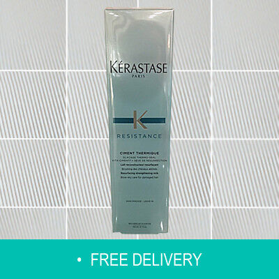 Kerastase Resistance Ciment Thermique Strengthening Leave-in Hair Care 150ml New