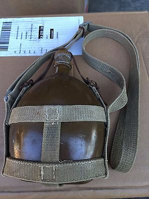 WWII Imperial Japanese Army Canteen World War Japan