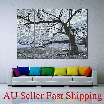 Large Modern Wall Picture ''Big Tree'' Canvas Prints Wall Art Painting Unframed