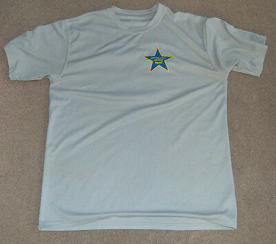 Dickie Thon Charity Game Worn Shirt XL Jersey Phillies Astros
