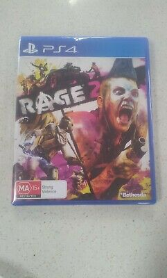 Rage 2 PS4 Game (NEW & SEALED)