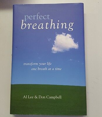 Perfect Breathing: Transform Your Life One Breath at a Time  9781402743887