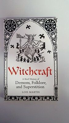 Witchcraft by Lois Martin ISBN 9781849013833
