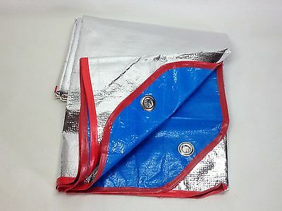 Emergency Blanket Heavy Duty Large Survival Camping Rescue First Aid Blanket