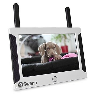 "Swann SRNVW-470LCD-US , NVW-470 4 channel Wi-Fi 7"" LCD Security Monitor"