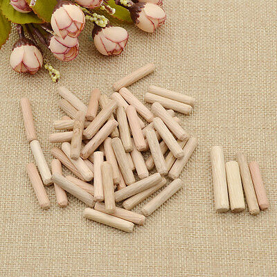 Dowel Pins Rods Cabinet Drawer Round Fluted Wood Wooden Craft Woodworking Crafts