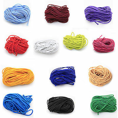 10M Multi Colors Elastic Stretch Cord String Rope Various Colors For Craft DIY