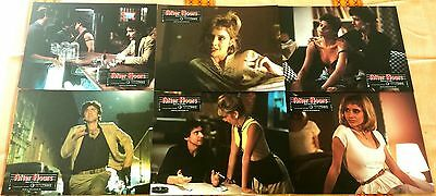 AFTER HOURS THE MOVIE 1985 MARTIN SCORSESE FRENCH SET OF x6 LOBBY CARDS