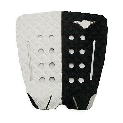 Pad Island Style David van Zyl Pro Model Surf Traction Grip Black White