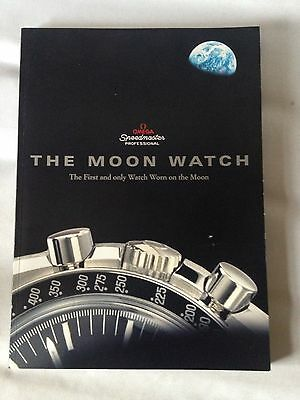 Omega Speedmaster Professional 'The Moon Watch' Book