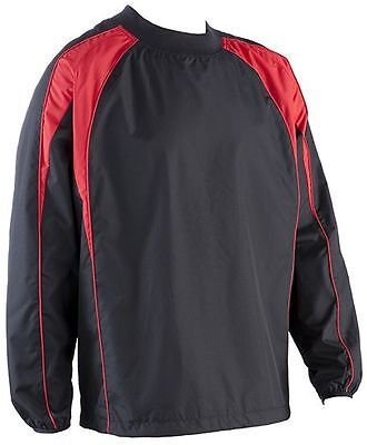 Unbranded Junior Sports Training Windbreaker Top - RRP £25.00