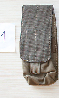 Usmc Fsbe Fire Force Double Mag Pouch 556 223 Coyote Brown Worldwide Shipping