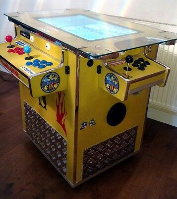 Mame Jamma Arcade Hybrid Coffee Cocktail Table Machine