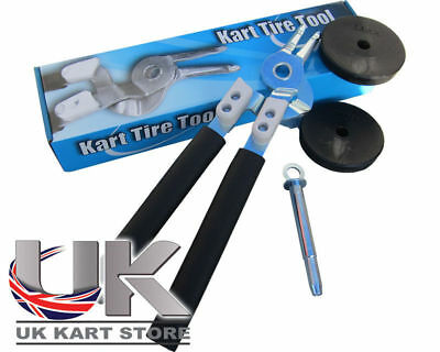 Tyre Changing Tongs - Best Product To Mount / Unmount Kart Tyres Best Price on e