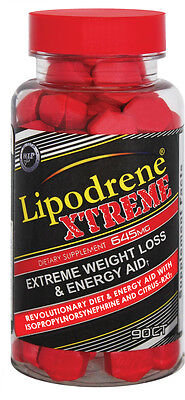 Hi Tech Pharma Lipo Xtreme|Fat Burner Oxyshred Hydroxycut Clen Metabolism Thermo