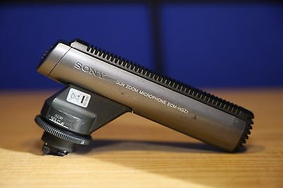Sony ECM-HGZ1 Shotgun Zoom microphone