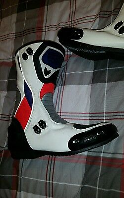 Motorcycle Boots Frank Thomas boots