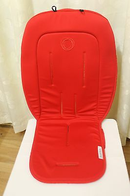 Bugaboo universal seat liner in red