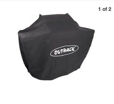 *5€6 Meteor Outback Gas BBQ Grill Cover Waterproof Outdoor Patio Barbecue
