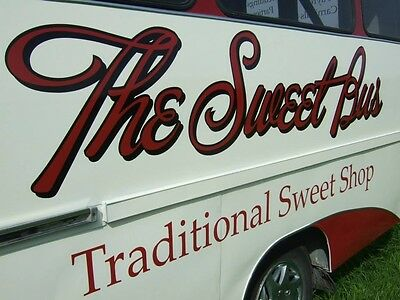 **REDUCED** Mobile Sweet Shop for sale
