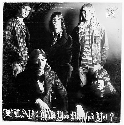 USA garage: CLAP : Have You Reached Yet? - LP USA 19??-reissue of 1971 LP