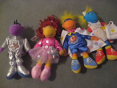 TWEENIES SET OF FOUR      approx 8 inches
