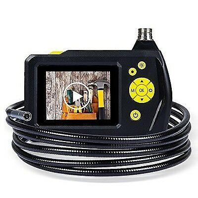 DBPOWER 2.7 Inch Color LCD Screen Endoscope Inspection Snake Camera with 3M T...
