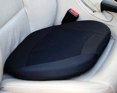 Kenley Orthopedic Gel Cushion Pillow for Car Driver Seat or Office Chair - Lo...