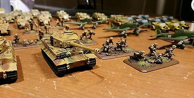 Flames of War german army lot 15mm miniatures
