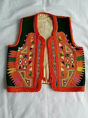 Traditional Gorani woman's vest from Prizren Hills - Prizrenska Gora