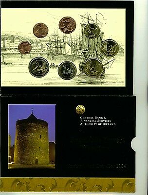 KMS Irland 2004, Ireland  Coin Set,