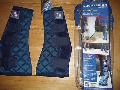 NEW Equilibrium Equi-Chaps Stable Chaps / Horse Boots, LARGE