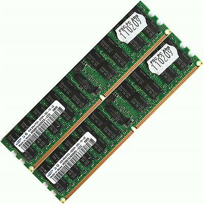 8GB 2X4GB Memory Ram for HP XW6200, HP ProLiant ML570 G4 Memory Upgrades