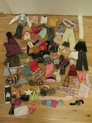 Bratz Doll Girl & Boy Clothes & Accessories Job Lot Bundle Some Barbie
