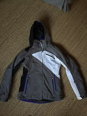Etirel Woman's Ski Jacket Size 10