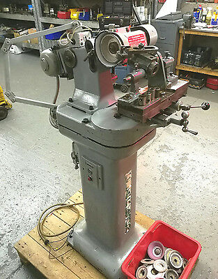 Clarkson Mk1 Tool and cutter grinder