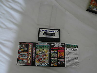 Sunday Flood Of Quality ZX Spectrum Software:- Ocean Nomad