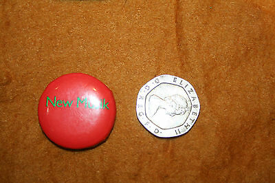 Vintage New Musik,1984,gallagher And Lyle,button Badges