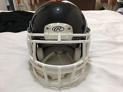 American Football Rawling's Impulse Helmet Large inc chinstrap and faceguard