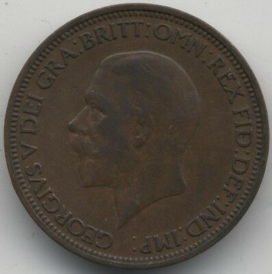 1936 George V Halfpenny***Collectors***