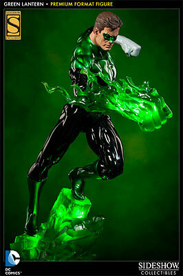 Green Lantern Premium Format Figure by Sideshow Collectibles - Exclusive