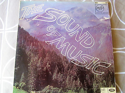 1965 THE SOUND OF MUSIC  MFP 1007    Played before listing