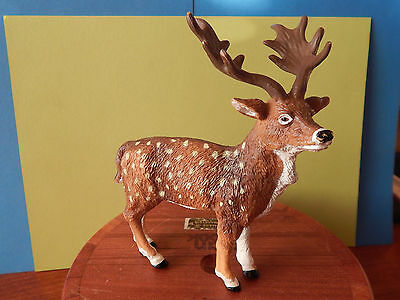 Vintage AAA ELC Fallow Deer Early Learning Center Wild Animals
