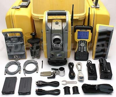 "Trimble S6 DR 300+ 3"" Robotic Autolock Total Station"